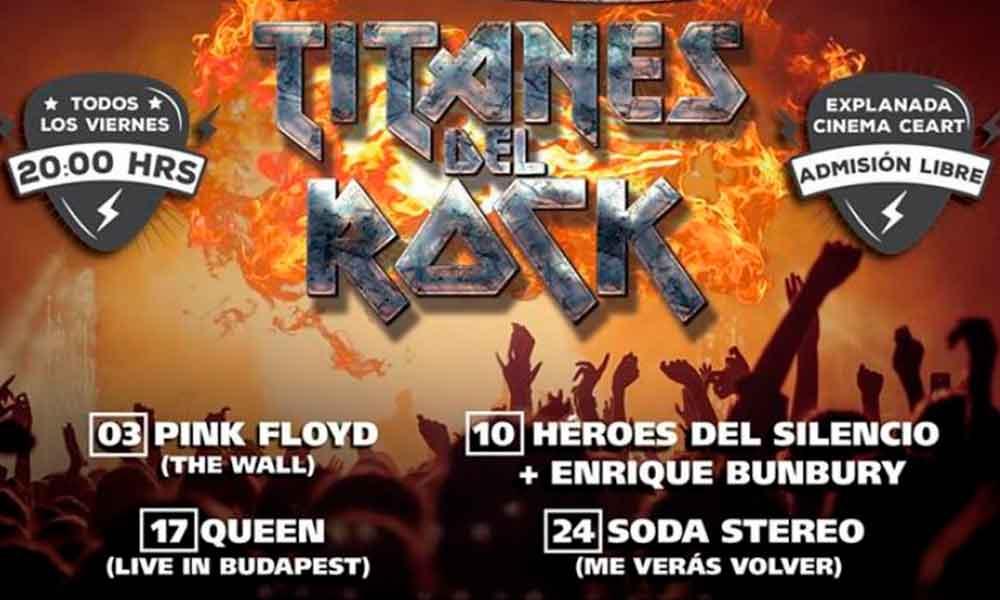 Tijuana enloquecerá en agosto con los ritmos de Queen, Pink Floyd, Soda Stereo y más