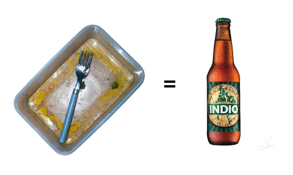 Bar de Tijuana invita a todos los Godínez a presentar su tupper sucio a cambio de una cerveza gratis