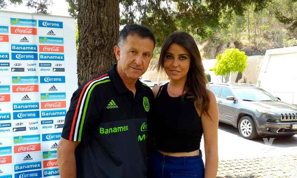Juan Carlos Osorio se llevó al mundial a la amante y esposa, estaba más preocupado por ellas que por la Selección