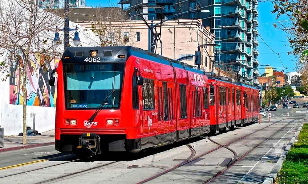 Viaja gratis en Trolley éste 4 de julio en San Diego