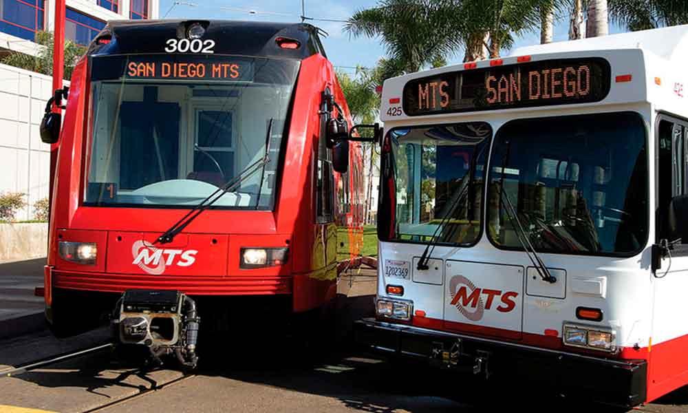Nuevos horarios de autobuses y trolley por el San Diego Comic-Con