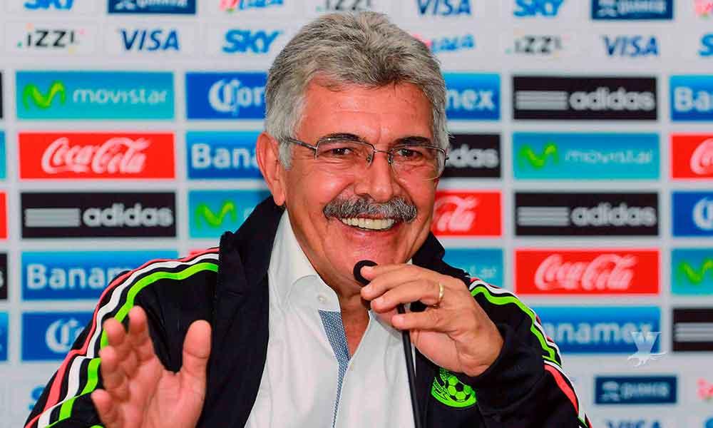 """(VIDEO) Ricardo """"Tuca"""" Ferretti, dice gracias pero no quiero dirigir a la Selección"""