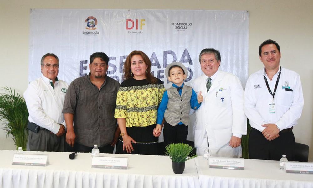 Unen esfuerzos para la Segunda Jornada de cirugías por Estrabismo en Ensenada