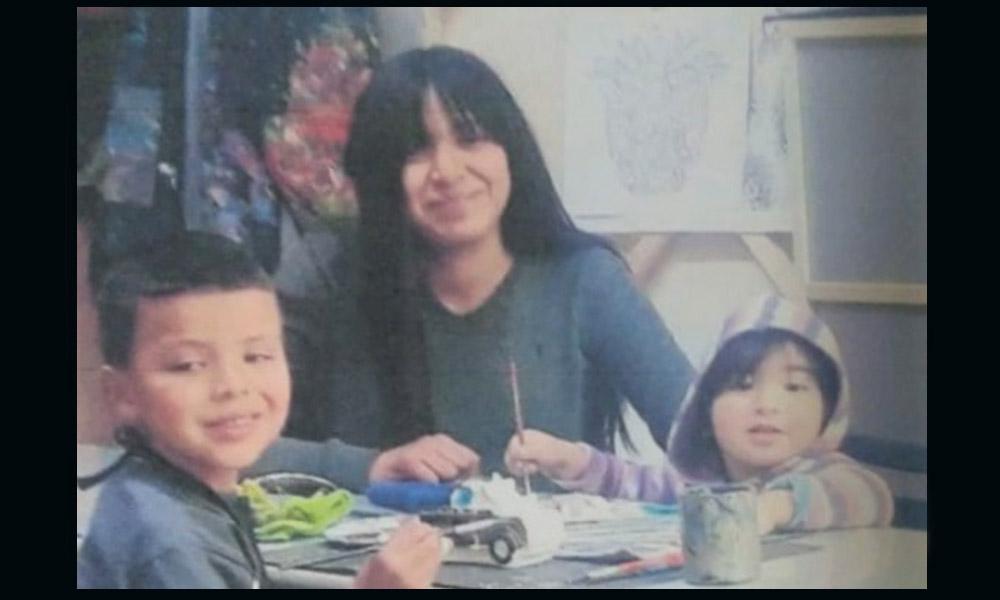 Urgente localizar a Cynthia y sus dos hijos desaparecidos en Tijuana