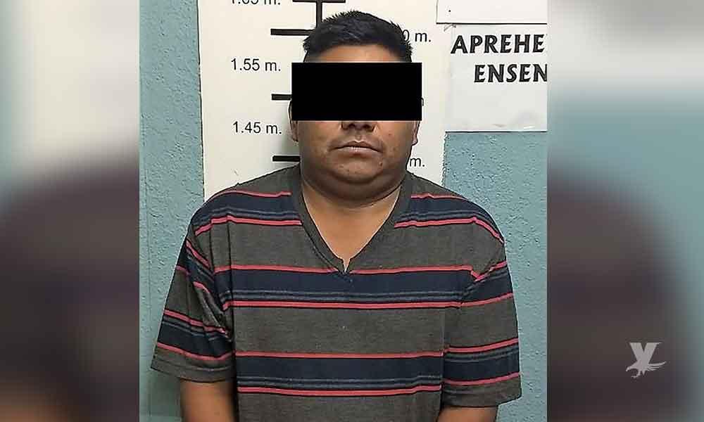 """Capturan a """"El Perro""""; responsable de 3 asesinatos en San Quintín"""