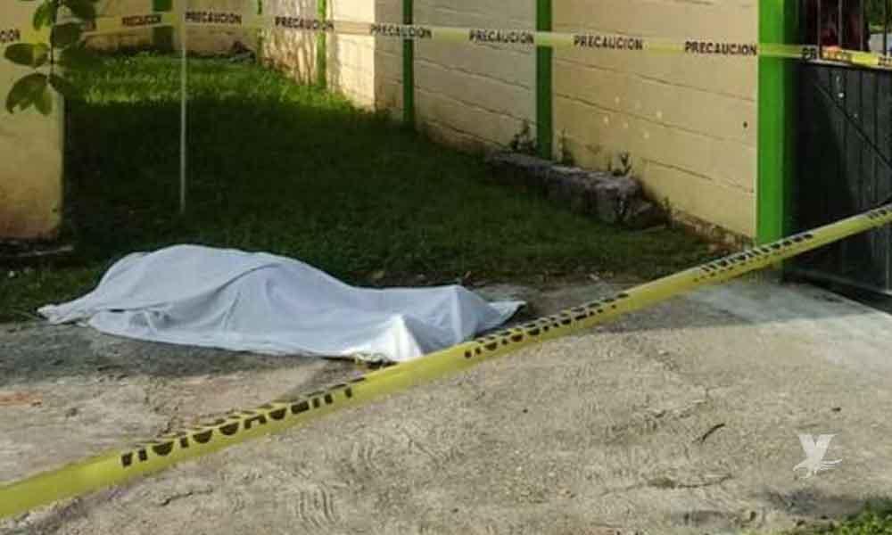 Mujer es asesinada mientras hacía fila para votar