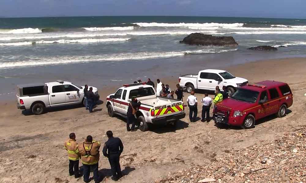 Muere niño ahogado en Playas de Rosarito