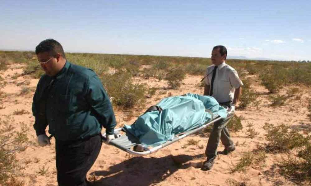 Mueren migrantes en el desierto; buscaban el sueño americano