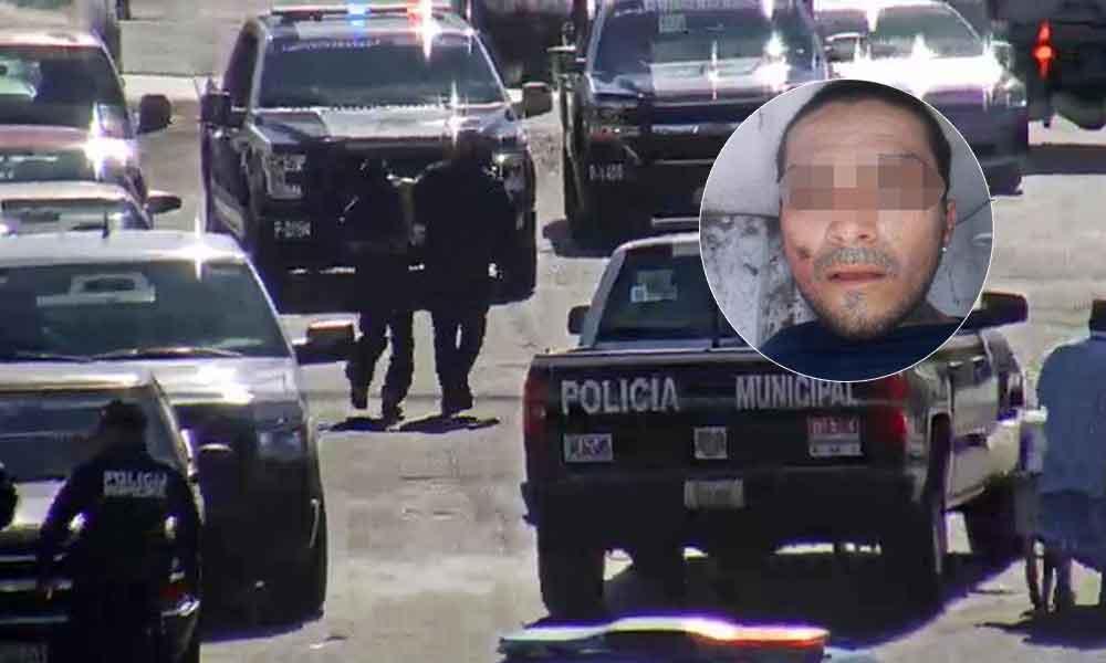 Cae sujeto tras intentar asesinar a una mujer en Tijuana