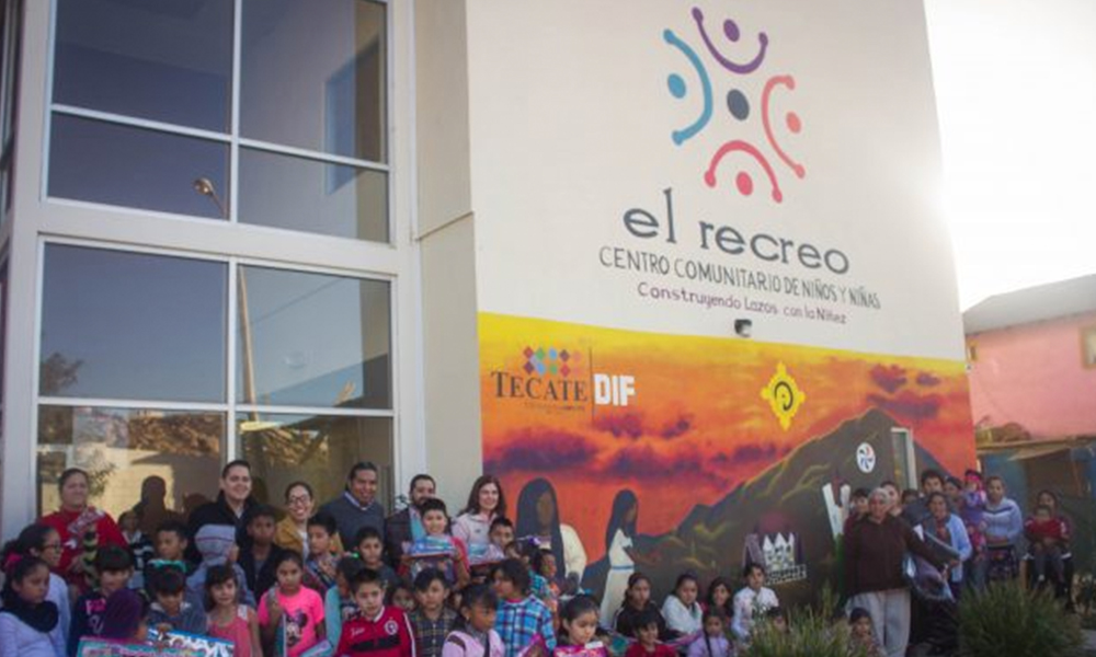 Vive un verano DIFerente en El Recreo en Tecate