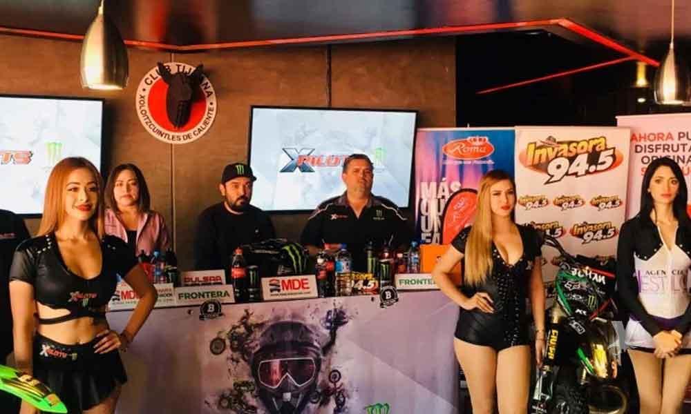 """""""X-Pilots"""" regresa renovado a Tijuana en agosto"""