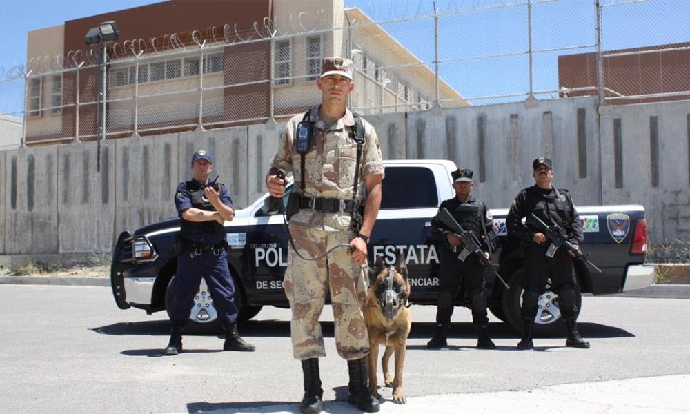 Aumentan sueldo a Policía de Seguridad y Custodia Penitenciaria en Mexicali