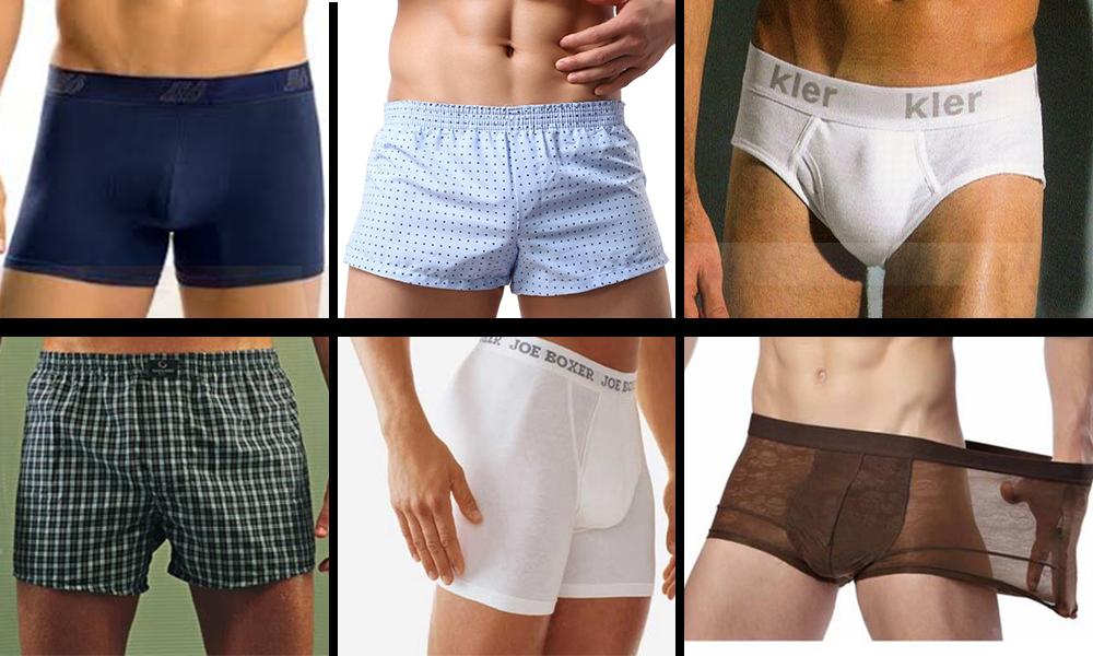 Estudios indican que esta ropa interior es peligrosa para los hombres