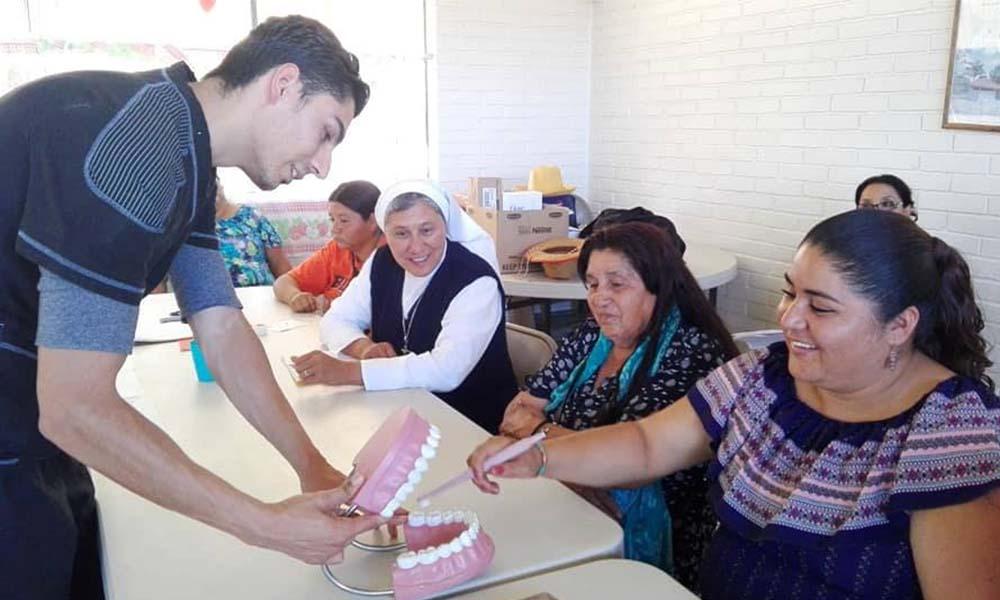 Ofrecen curso de capacitación sobre salud en comunidades indígenas en Ensenada