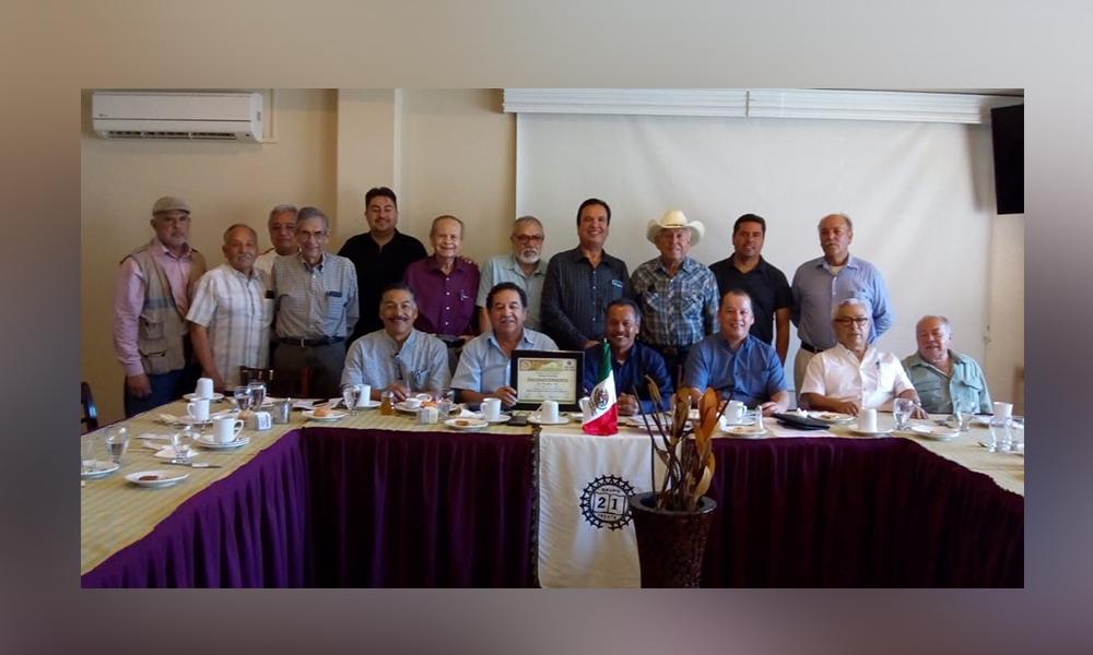 Presentan avances de obras y proyectos de infraestructura ante Grupo 21 de Tecate