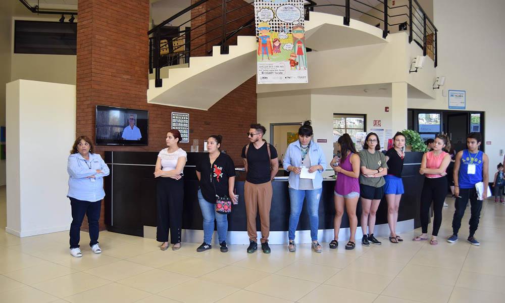 Realiza CEART clase abierta para los padres de familia del curso de verano