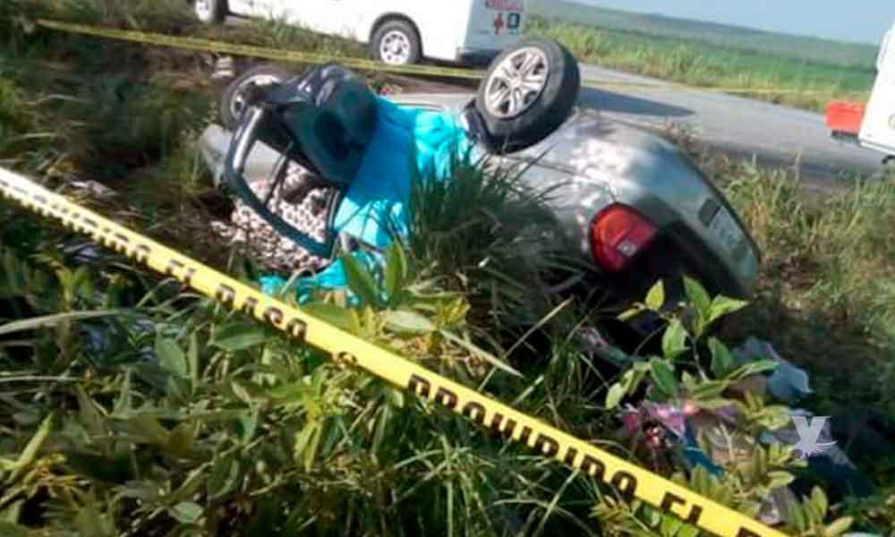 Quinceañera regresaba a casa después de su fiesta y muere en terrible accidente junto a 6 familiares