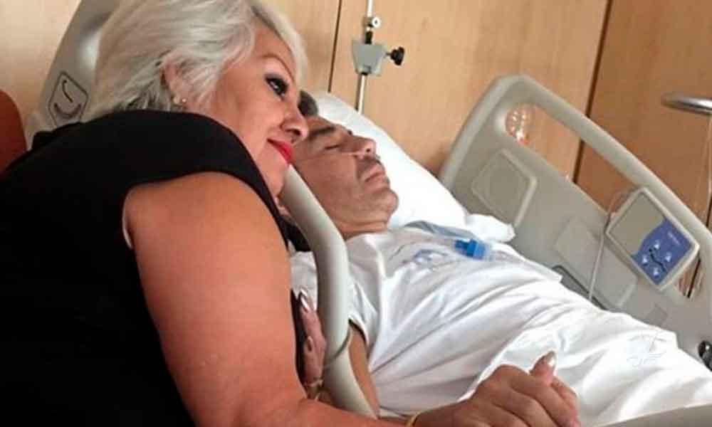 Adrián Uribe nuevamente al hospital, se encuentra en terapia intensiva