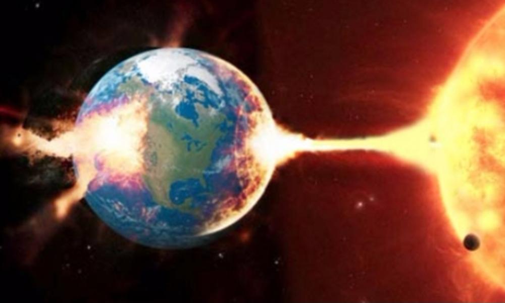 Advierten astrónomos llegada de una potente tormenta solar para este mes de agosto