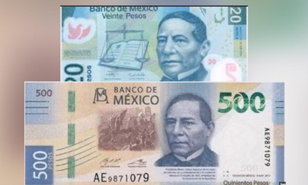 Usuarios advierten confusión con el nuevo billete de 500 pesos