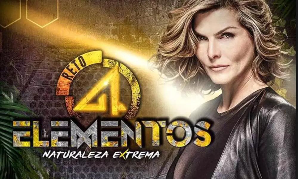 Anuncian segunda temporada de Reto 4 elementos, Naturaleza Extrema