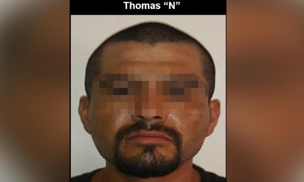Aprehenden a homicida en fraccionamiento El Laurel en Tijuana