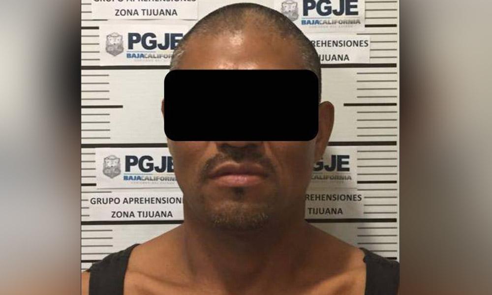 Aprehenden a sujeto por tentativa de homicidio en Tijuana