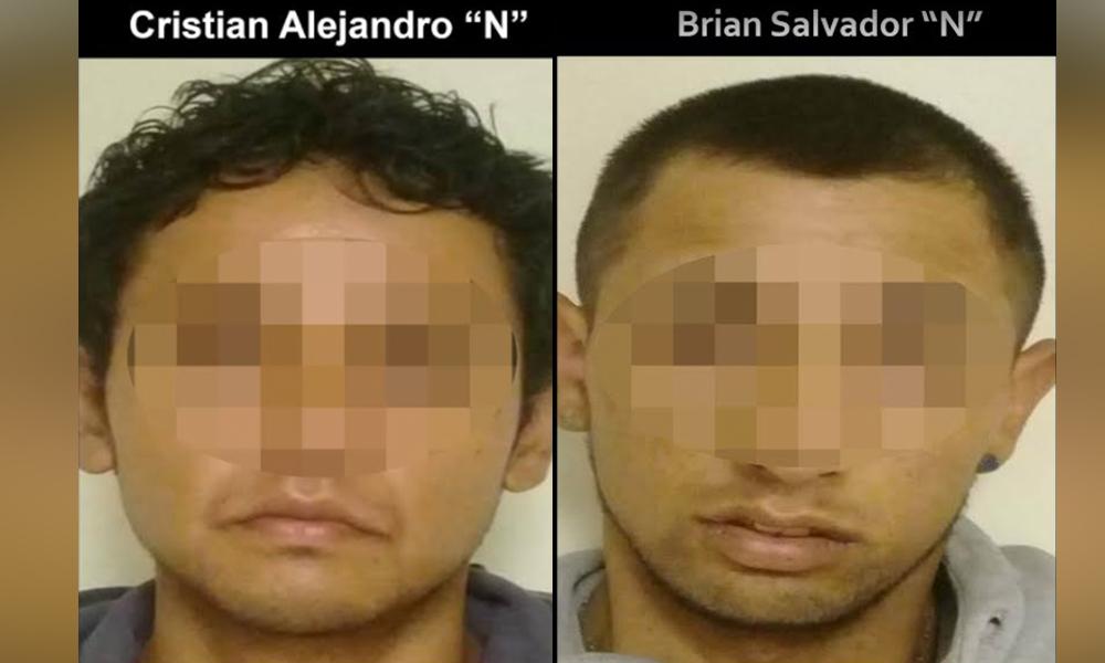 Arrestan a dos sujetos en posesión de auto robado; uno es buscado por homicidio en Tijuana