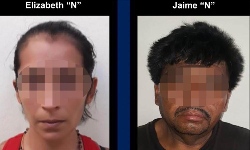 Arrestan a pareja narcomenudista en Tijuana