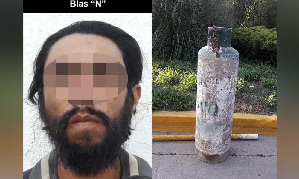 Arrestan a sujeto tras robar en vivienda de Playas de Tijuana