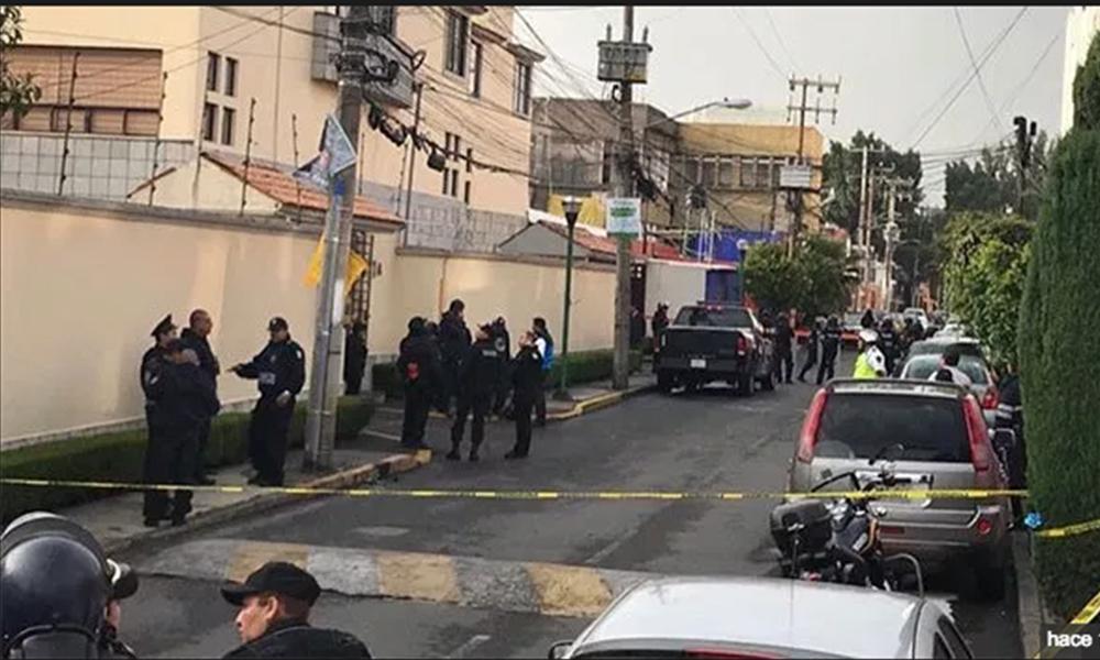Atacan a Magistrado y familia en zona de Coyoacán
