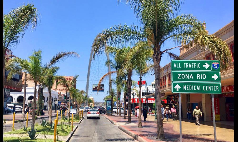 Avanzan con el proyecto de señalamiento turístico en Tijuana
