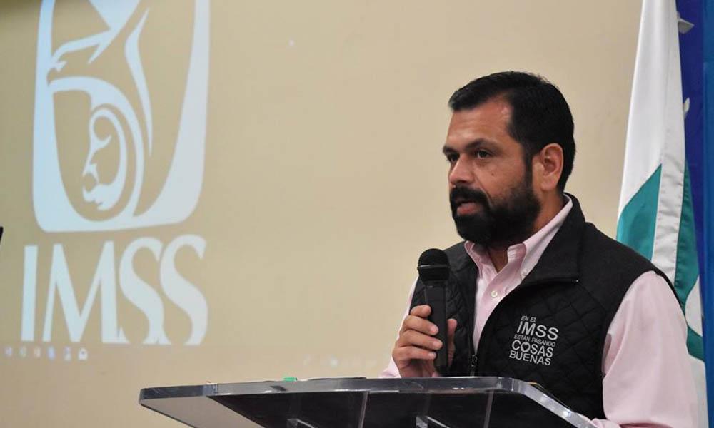Beneficio del IMSS es para todos los estudiantes: Beltrones Burgos