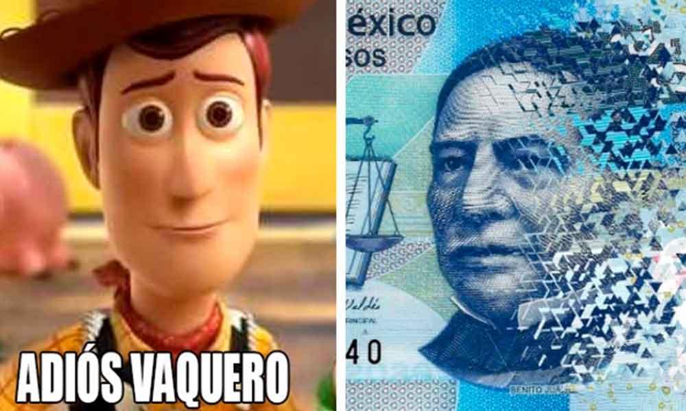 """BANXICO: """"Billete de 20 pesos será puesto fuera de circulación"""""""