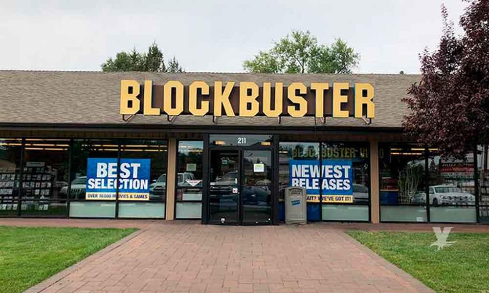 Blockbuster se resiste al adiós, esta es la última tienda en Estados Unidos