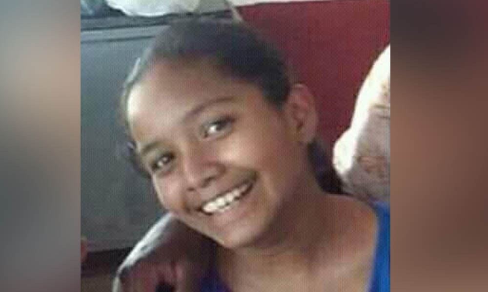 Solicitan apoyo para localizar a Estrella, menor desaparecida en Tijuana