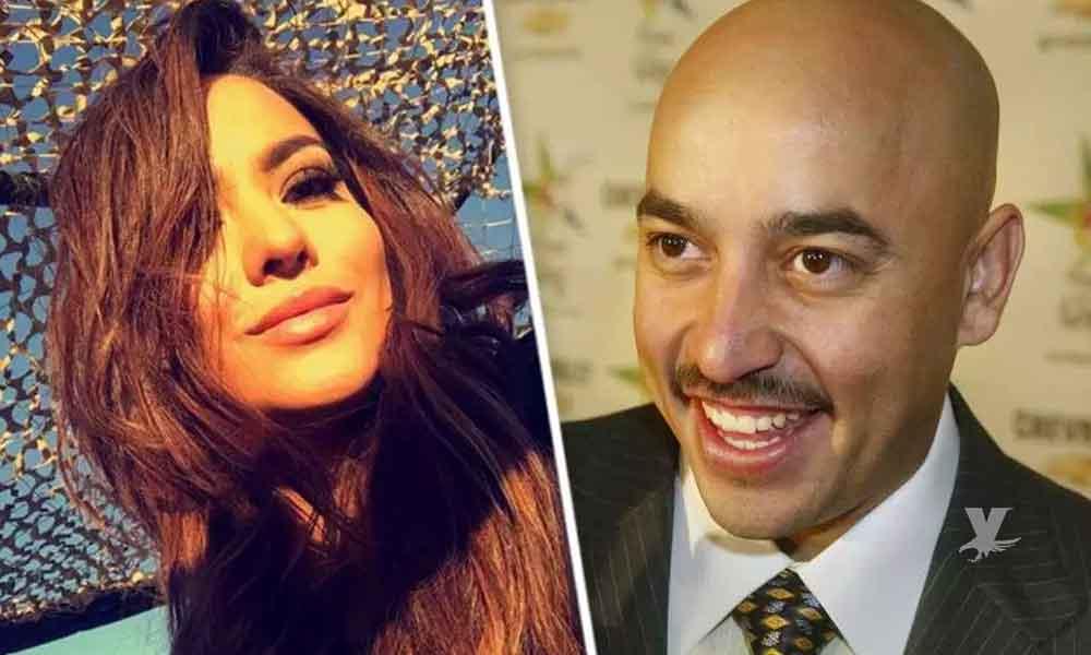 Mayeli ya tiene nuevo novio cantante y Lupillo Rivera sale con una jovencita amiga de su hija