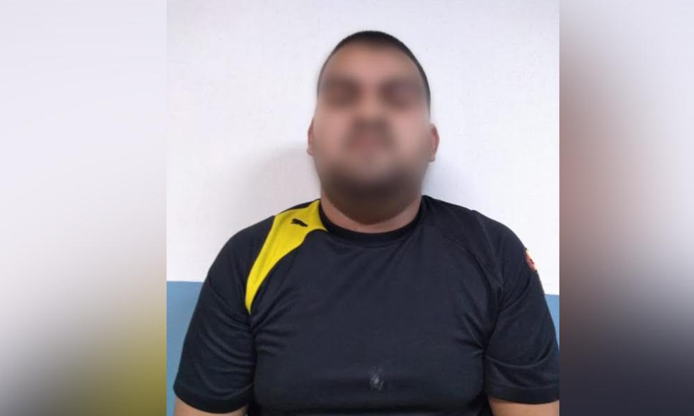Capturan a presunto homicida de una pareja en el Valle de Puebla en Mexicali