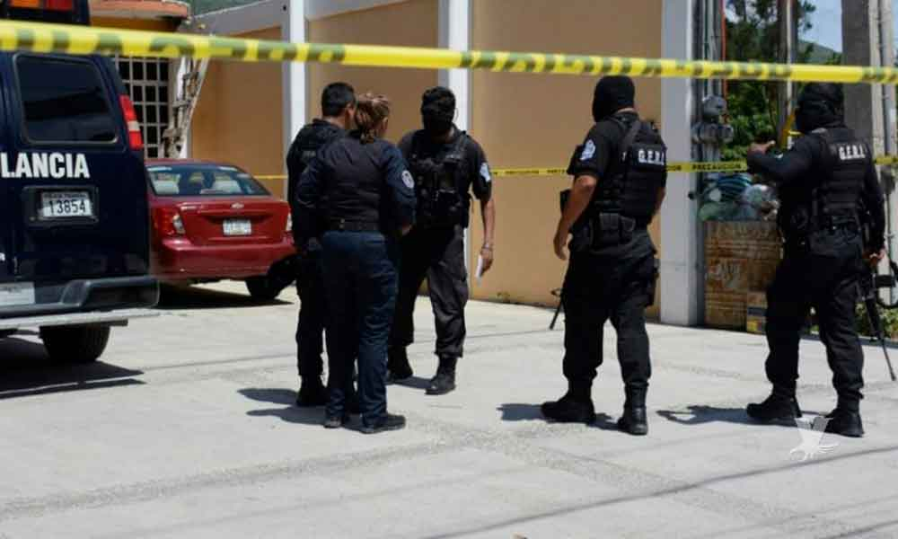 Grupo armado dispara a casa mientras se realizaba una fiesta matando a un niño de 8 años