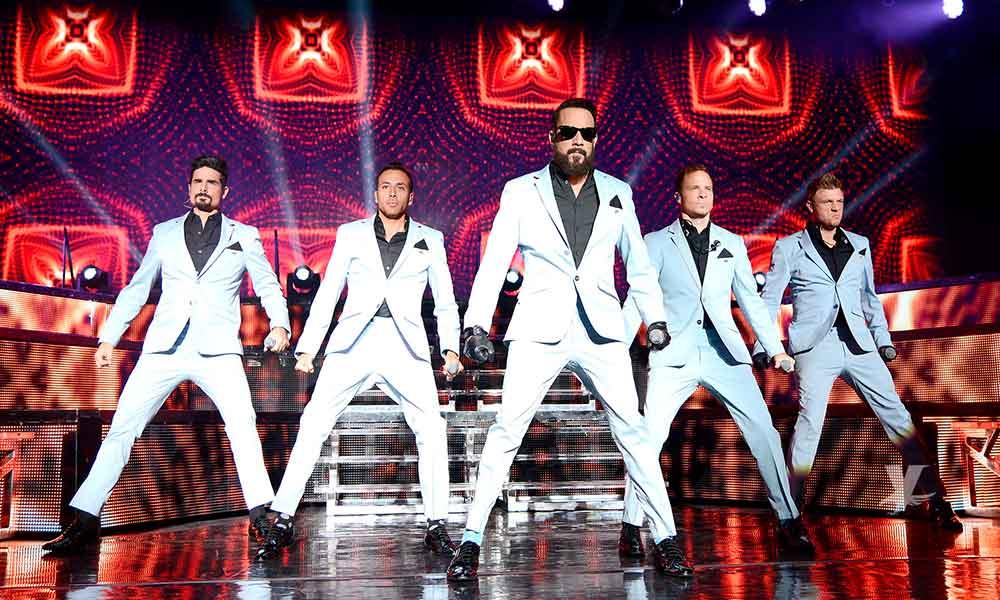 Primer concierto de los Backstreet Boys fue cancelado por incidente donde resultaron 14 lesionados