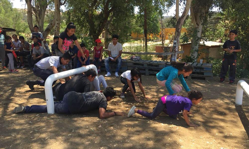 Construye la Policía Juvenil de Tecate valores en niños, niñas y jóvenes