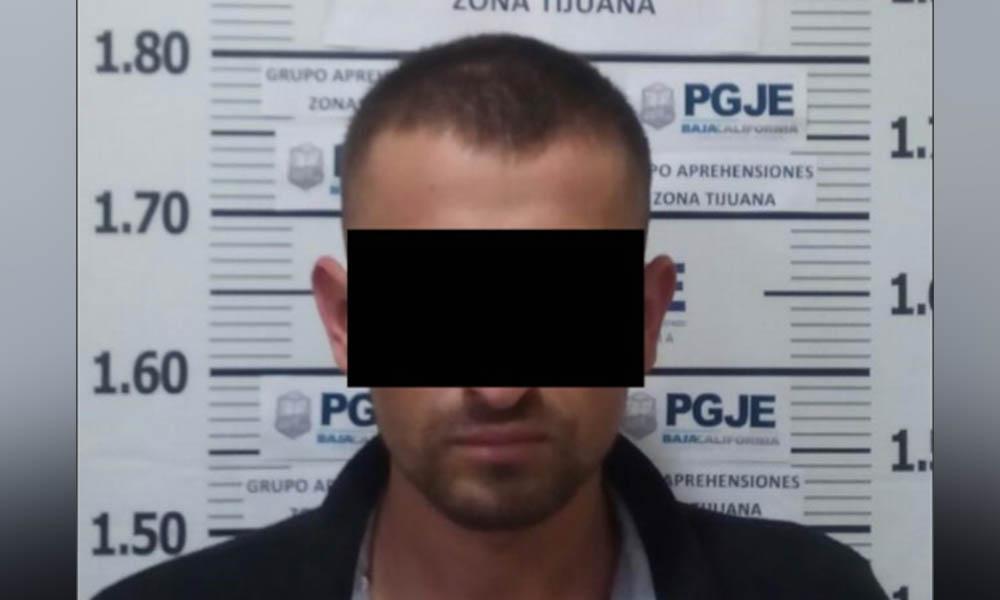 Cumplimentan orden de aprehensión contra presunto homicida en Tijuana
