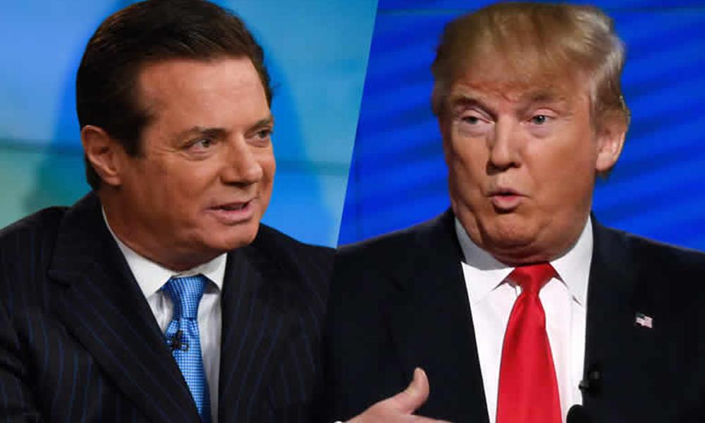 Declaran culpable de 8 cargos a Paul Manafort, exjefe de campaña de Trump