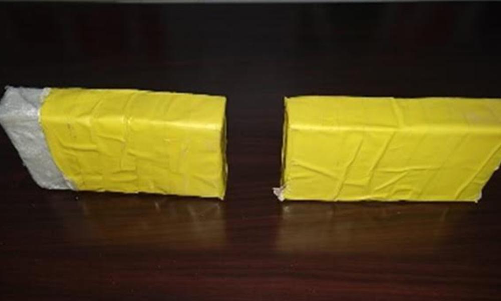 "Decomisan heroína blanca ""China White"" y detienen a dos sujetos en Tijuana"