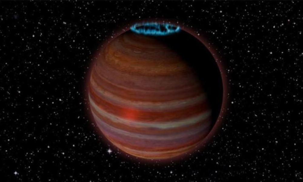 """Descubren extraño"""" planeta interestelar"""" que viaja solo por el espacio sin estrella"""