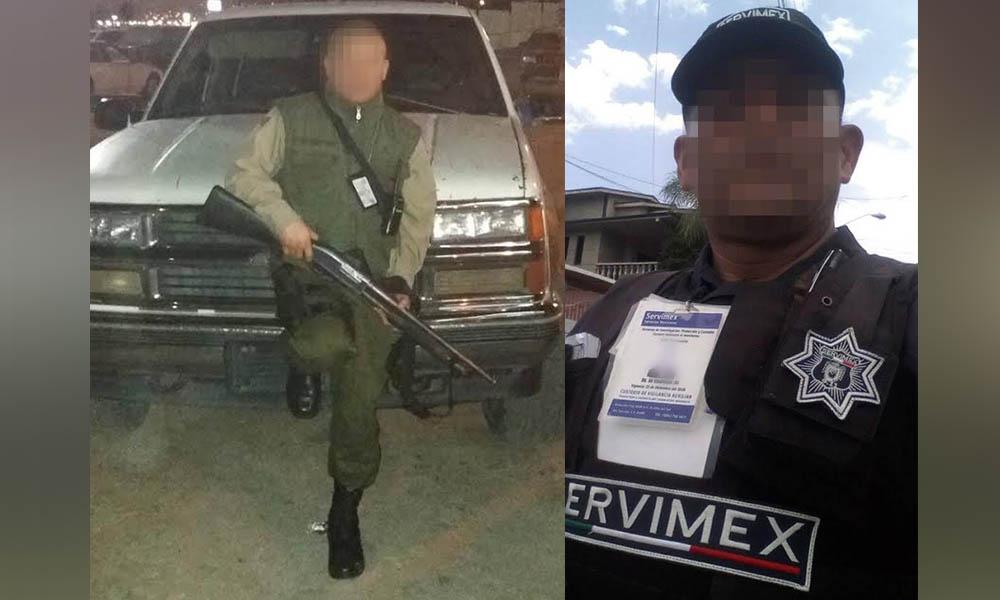 Detectan a falsa empresa de seguridad con guardias armados y uniformes oficiales en Tijuana