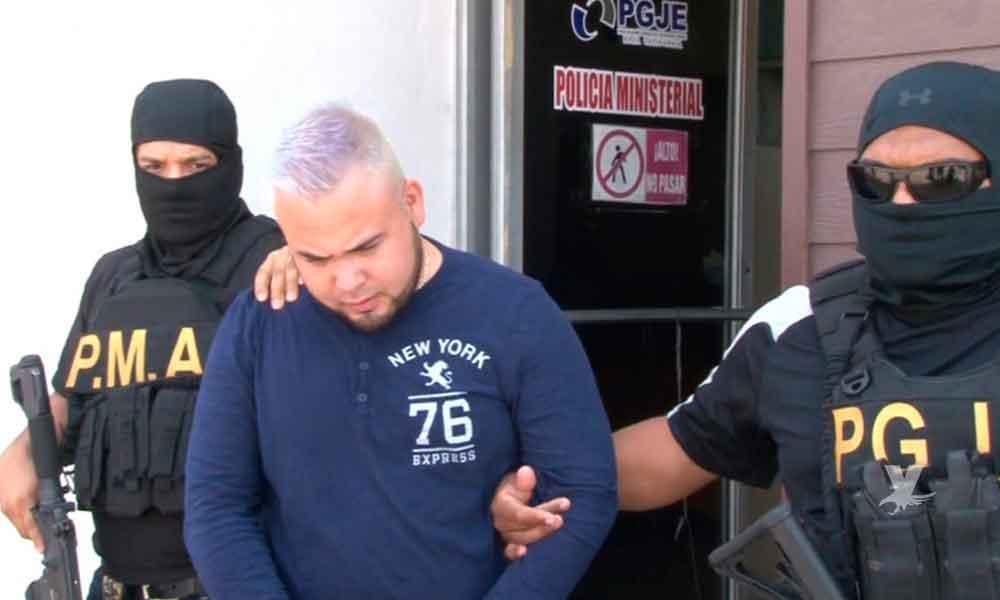 Detienen en Ensenada a líder de banda dedicada al robo a cuentahabientes