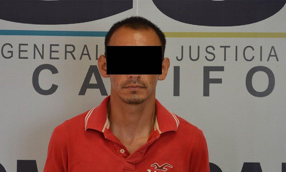 Detienen a sujeto por robo y homicidio tras persecución en Tijuana
