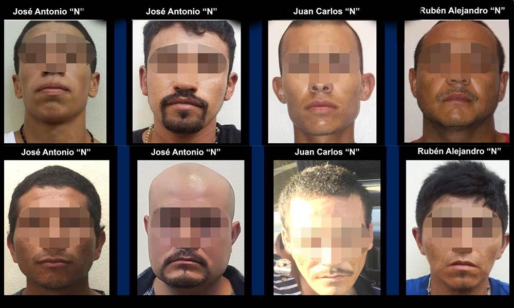 Detienen a 10 sujetos por robo tras operativos en Tijuana