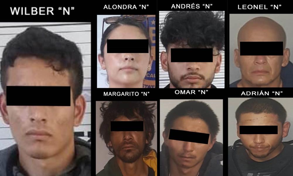 Detienen a siete personas en posesión de armas de fuego en Playas de Rosarito